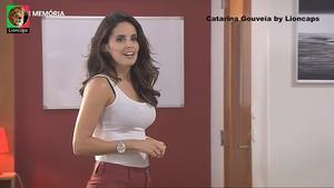 Catarina Gouveia super sensual em vários trabalhos