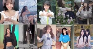 ME13KY37 t - Tik Tok Chinese Douyin Cute And Beautiful Girls 2021 Tiktok Compilation 2021 - No 20 / by TubeTikTok.Live