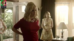 Karina Ramil nua no filme Boca Ouro