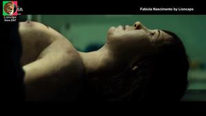 Fabiula Nascimento nua no filme Morto não Fala