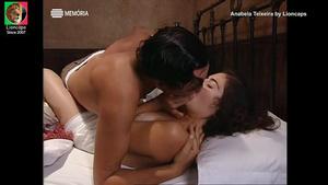 Anabela Teixeira nua na serie Alves dos Reis