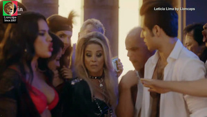 Leticia Lima sensual no filme Ninguem Entra ninguem sai