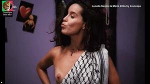 Maria Zilda e Lucelia Santos nuas no filme Vagas para moças de Fino Trato