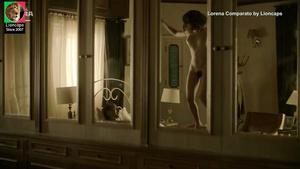 Lorena Comparato  nua no filme Boca Ouro