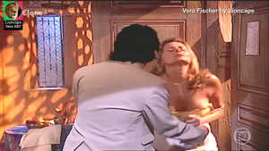 Vera Fischer sensual em vários trabalhos
