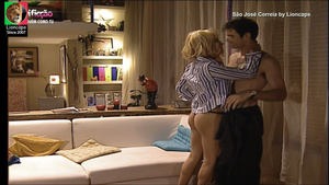 São José Correia super sensual na novela Ninguém como tu