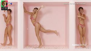 Carolina Carvalho sensual no Famashow