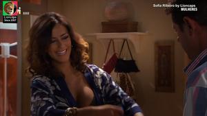 Sofia Ribeiro super sensual na novela Mulheres
