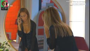 Andreia Teles sensual na novela Destinos Cruzados