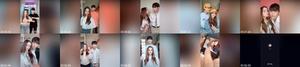ME13KY33 t - International Couple - Sasha And Jay Tiktok Compilation / by TubeTikTok.Live