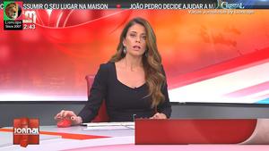As belas jornalistas de Portugal