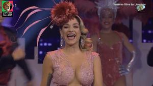 Vanessa Silva sensual em vários trabalhos