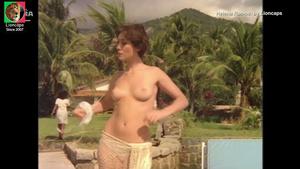 Helena Ramos nua no filme O Inseto do amor