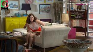 Ana Marta Contente sensual na serie Festa é festa