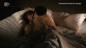 Fernanda de Freitas nua no filme Casa da Mãe Joana