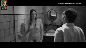 Catarina Wallenstein nua no filme o ano da morte de Ricardo Reis