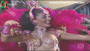 Juliana Paes sensual na novela O Clone