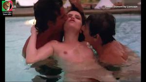 Denise Dumont nua no filme Rio Babilonia