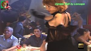 Daniela Galli sensual na novels Ribeirão do Tempo