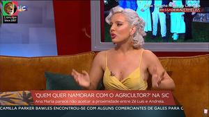 Filipa Torrinha Nunes sensual no Passadeira Vermelha