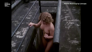 Matilde Mastrangi nua no filme Amor estranho amor
