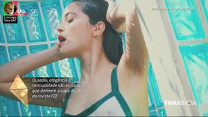 Joana Ribeiro sensual no ensaio para a GQ