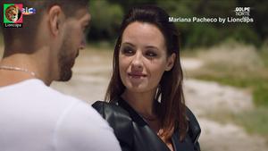 Mariana Pacheco sensual na novela Golpe de Sorte