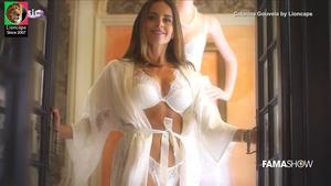 Catarina Gouveia sensual no Famashow