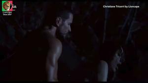 Christiane Tricerri nua no filme Sangue azul