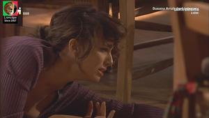 Susana Arrais sensual nas noelas Santa Barbara e Amar Demais
