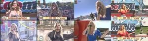 Rosa Martins sensual a cantar