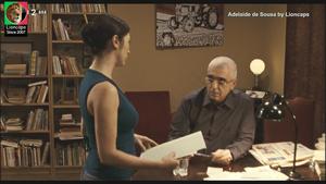 Adelaide Sousa sensual no filme Daqui pra frente