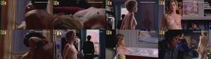 Claudia Abreu nua no filme Os Desafinados