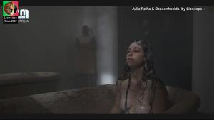 Julia Palha nua no filme Ordem Moral