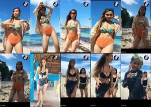 ME13KY3H t - Jessa Single Mom Bikini Best Sexy Tiktok Dance 2021 Compilation / by TubeTikTok.Live