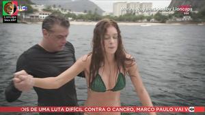 Marina Ruy Barbosa sensual em vários trabalhos