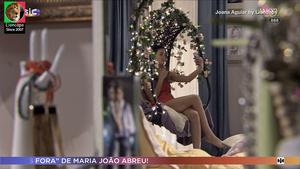 Joana Aguiar sensual na novela Amor amor