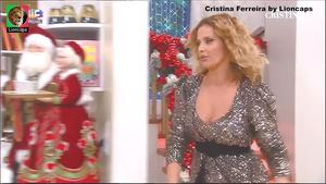 Cristina Ferreira sensual na Sic