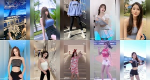 ME13KY41 t - The Hottest School Girls And Most Adorable Tiktok Douyin / by TubeTikTok.Live