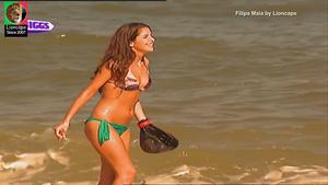 Filipa Maia sensual nos Morangos com açucar Verão 8