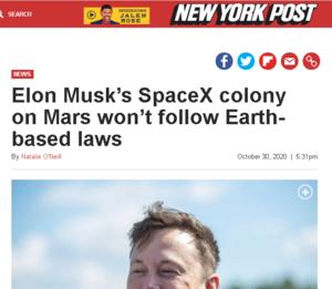 SpaceX, l'autre visage de Mars.  ME12JZ67_t