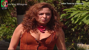 Luiza Tome sensual em varios trabalhos