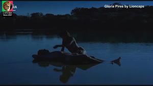 Gloria Pires nua no filme India Filha do Sol