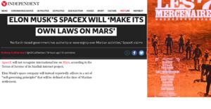 SpaceX, l'autre visage de Mars.  ME12JPQI_t