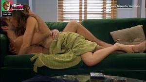 Joana Seixas sensual na novela O Beijo do Escorpião