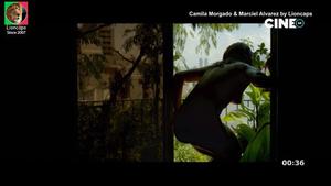 Camila Morgado nua no filme Vergel