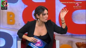 Mafalda de Castro sensual em vários programas